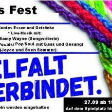 29.09.2020 – Buntes Fest
