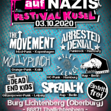 03.10.2020 – Kein Bock auf Nazis – Festival
