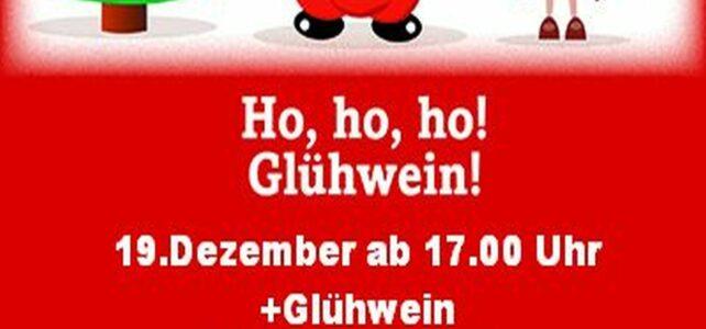 19.12.2019 – Glühwein!