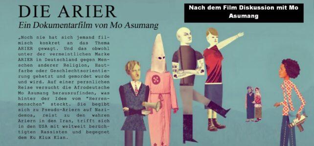 02.10.2020 – Film: Die Arier
